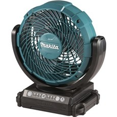 Makita Ventilator - CF101DZ ventilator solo u/batteri og lader