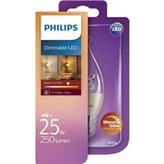Philips LED - LED 25W BA38 E14 WW CL WGD 1BC/4