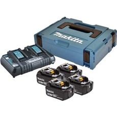 Makita Batteri - 197626-8  4 X 18V 5,0Ah