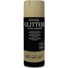 Rust-Oleum Spraymaling - Glitter Ultra Shimmer - Gold. 450 ml. spray