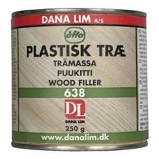 Dana Plastisk træ - WOODFILLER 638 250G NATUR