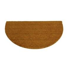 Clean carpet Dørmåtte - Kokosmåtte - lysbrun
