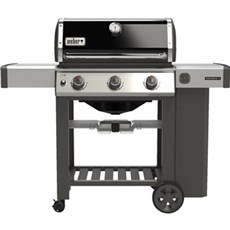 Weber® Gasgrill - Genesis II E-310 GBS 2019-MODEL Sort