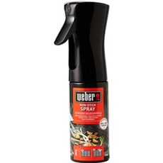 Weber® Grillrens & grillbørste - Non-stick Spray 200 ml.