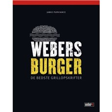 Weber® Grillopskrifter - GRILLOPSKRIFTER, BURGER