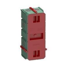 LK FUGA® Stikdåse - AIR dåse for indmuring 2½ modul
