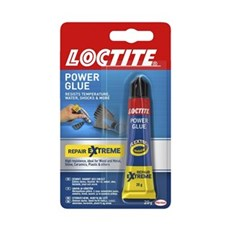 Loctite Hobbylim og speciallim - POWER GLUE REPAIR 20G