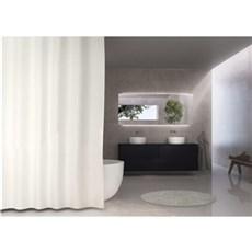 Debel Badeforhæng - Badeforhæng UNI Hvid, 120x200 cm
