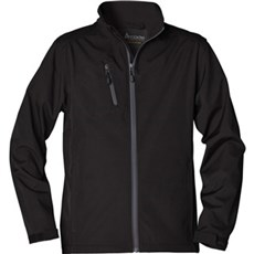 ACODE Softshell - Softshell jakke Str. 2XL Sort