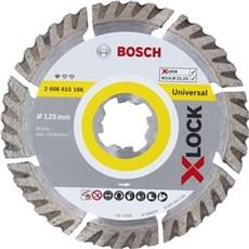Bosch Diamantskæreskive - DIAMANTSKIVE XL STD UNIVERS 125X22,23MM