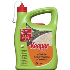 Protect Garden Ukrudtsmiddel - Keeper 3ltr spray