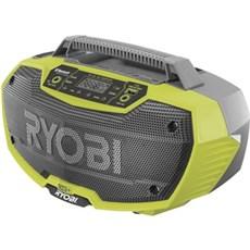 RYOBI Radio - ONE+ R18RH-0 U/BATTERI OG LADER