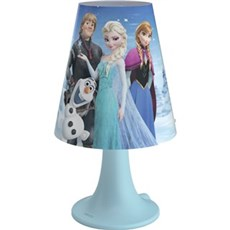 Philips Børnelampe - DISNEY BORDLAMPE FROZEN