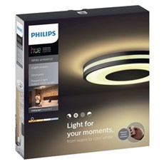 Philips Plafond - HUE BEING M/D�MPER �34,8 - SORT