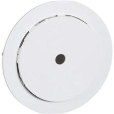 LK® Rosetmateriel Lampeudtag - Rund ekstra planforsænket lampeudtag Ø84mm Hvid
