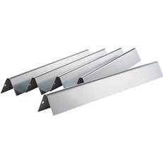 Weber® Reservedele - Flavorizer Bars, Stainless Steel, Genesis 2007