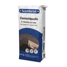 XL-BYG Cement - Scan cementpuds 0-2 mm 18 kg
