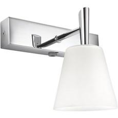Philips Væglampe - HYDRATE BADEVÆRELSESLAMPE - KROM