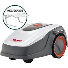 AL-KO Robotplæneklipper - Robolinho 500E+garage