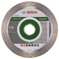 Bosch Skæreskive - BEST CERAMIC 125 mm