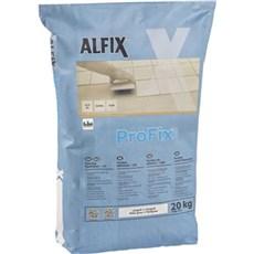 Alfix Fliseklæb - ProFix 20 kg