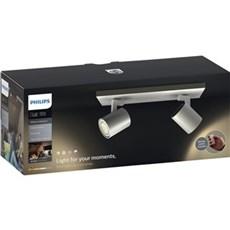 Philips Skinnespot - HUE RUNNER 2-SPOTS