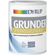 Dyrup Grunder - SPÆRREGRUNDER