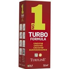 Turfline Græsfrø - No. 1 Turbo Formula græsfrø - 50 m2