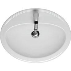 VVS Badeværelsesvask - Porcelæn HÅNDVASK 535X410X175MM