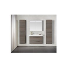 Scanbad Badeværelsessæt - Scanbad Multo+ XL møbelpakke 90/95,5 cm pine grey