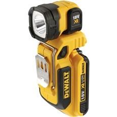 Dewalt Arbejdslampe til batteri - DCL044 SOLO U/BATTERI OG LADER