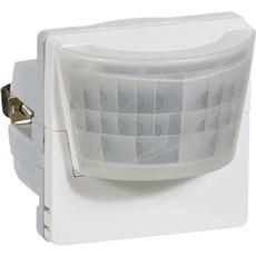 LK FUGA® Stikkontakt - 180 graders bevægelsesmelder/PIR 1 modul Hvid