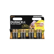 Duracell AA batterier - Plus Power AA Special Offer