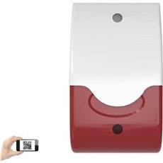 SikkertHjem™ Tilbehør til alarmsikring - S6evo™ Indendørs sirene