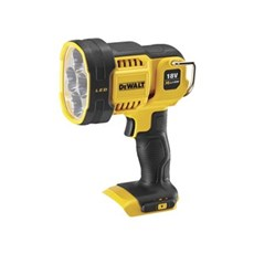 Dewalt Arbejdslampe til batteri - DCL043 SOLO U/ BATTERI OG LADER