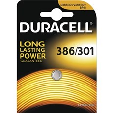 Duracell Special batterier - 386/301 Batterier 1pk