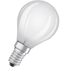 Osram LED - LED retro krone 4W/827 E14