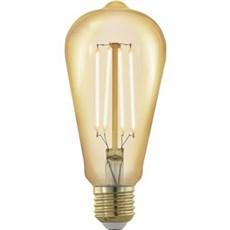 Eglo LED - LED E27 ST64 3TRIN DÆMPBAR HVID 400 LM
