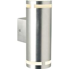 Nordlux Væglampe - Can Maxi Dobbelt - Aluminium