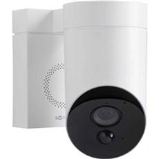 Somfy Overvågningskamera - Outdoor Camera White