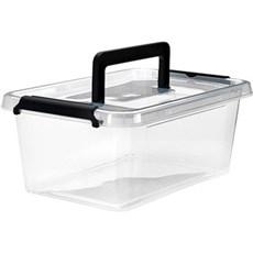 Plast1 Plastkasse - Opbevaringskasse box one 4,5 ltr.