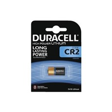 Duracell Special batterier - Ultra Photo CR2 1pk