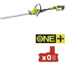 RYOBI Hækkeklipper batteri - ONE+OHT1850X 18V solo u/batteri og lader