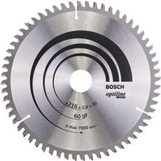 Bosch Rundsavklinge - KAP & GERINGSAVKL 216X2,8X3,0 MM 60 TDR