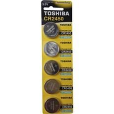 Toshiba Special batterier - CR2450