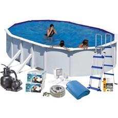 Swim&Fun Pool - BASIC 132 M/ UDV. STØTTER