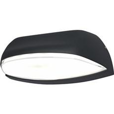 Osram Væglampe - ENDURA STYLE WIDE 12W DARK GREY