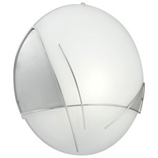 Eglo Plafond - RAYA - KROM/HVID