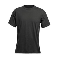 ACODE T-shirt - Profile wear Heavy T-shirt Str. M SORT
