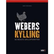 Weber® Grillopskrifter - GRILLOPSKRIFTER, KYLLING